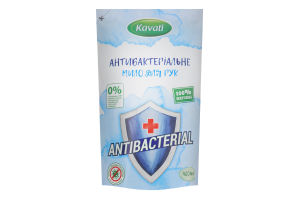 Мыло жидкое для рук Антибактериальное Kavati 460мл