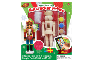 Игрушечный набор для творчества Принц-Щелкунчик Masterpieces