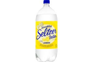 Canfield's Sparkling Seltzer Water Lemon