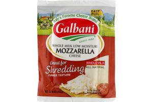 Galbani Mozzarella Cheese Whole Milk