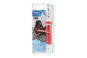 Щітка зубна для дітей від 3років електрична 3710 Star Wars Disney Oral-B 1шт