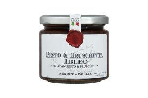 Соус Frantoi Cutrera песто с вялен томаты-фенхель