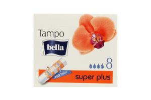 Тампони гігієнічні super plus Comfort Premium Bella 8шт