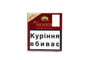 Сигари Moods Double Filters (10шт)