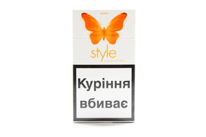 Сигареты Style Super Slims Aroma 20шт