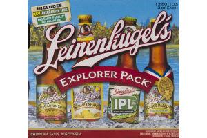 Leinenkuguel's Summer Explorer Pack - 12 CT