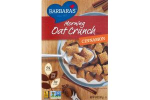 Barbara's Morning Oat Crunch Cinnamon