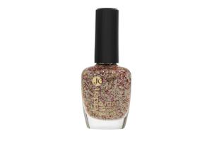 JERDEN Лак для нігтів Glitter 16мл 607
