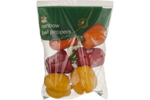 Ahold Rainbow Bell Peppers