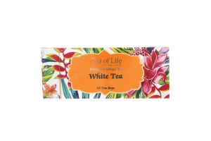 Чай белый Tea of Life мелколистовой байховый