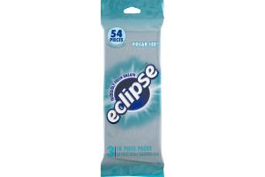 Wrigley's Eclipse Sugarfree Gum Polar Ice - 3 PK
