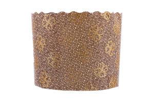 Форма для паски паперова 70х60мм №00411 Ecopack 1шт в асорт