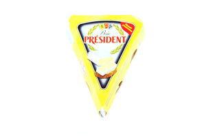 Сыр 60% мягкий Brie Presiden 125г