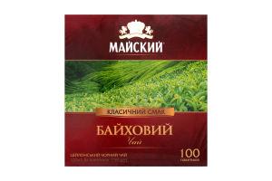 Чай Майский Байховий 100*1,5г 150г