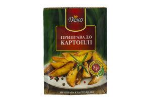 Приправа до картоплі Деко м/у 25г