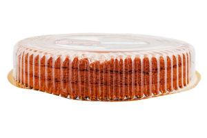 Коржі бісквітні випечені з какао для торту Dan Cake п/у 400г