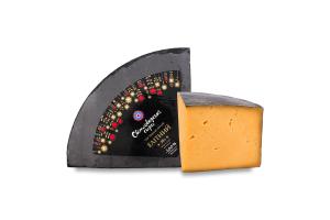 Сыр 50% твердый зрелый Элитный Світловодські сири кг