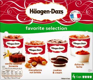 Мороженое Haagen-Dazs Избранная коллекция