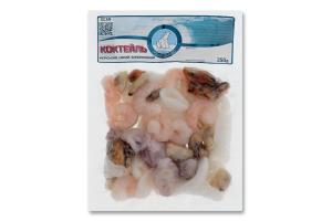 Коктейль морський заморожений сирий Polar Seafood м/у 250г