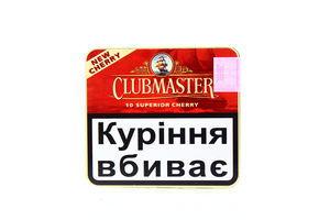 Сигари Clubmaster superior cherry (10шт)