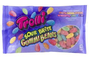 Trolli Sour Brite Gummi Beans