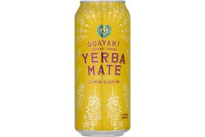 Guayaki Yerba Mate Lemon Elation