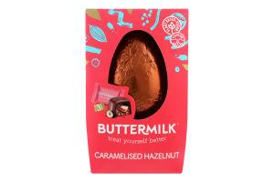 Яйцо Buttermilk паста из фундука-соленая карамель