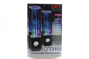 Колонки Танцююча вода UFT