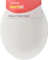 Крышка для туалета 44*35см в ассортименте Yi-01