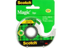 """Scotch Magic Tape 3/4"""""""