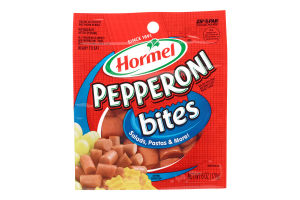 Hormel Pepperoni Bite Sized Pillow Pack - 6oz