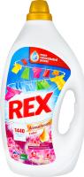 Гель для стирки Rex аромат малаз орхидея и сандал