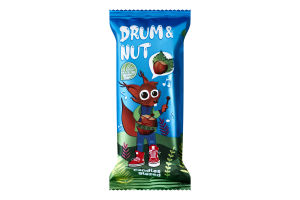 Цукерки глазуровані Drum and Nut Norsu кг