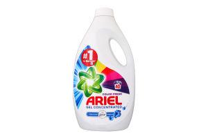 Средство моющее синтетическое жидкое Touch of Lenor Fresh Ariel 2200мл