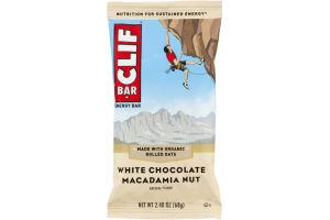 Clif Energy Bar White Chocolate Macadamia Nut