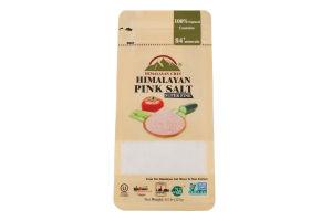Соль розовая гималайская натуральная Super Fine Himalayan Chef м/у 227г