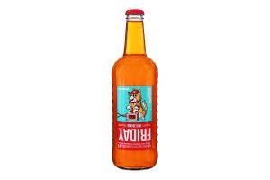 Пиво спеціальне 0.45л 5% пастеризоване Пивний лимонад зі смаком апельсина та лайма Friday пл
