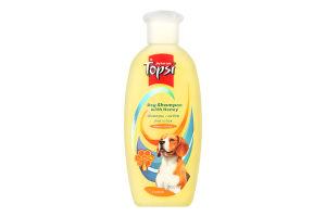 Шампунь с медом для собак Topsi 200мл
