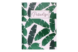 Ежедневник недатированный зеленый №BM.2058-04 Paradise Buromax 1шт