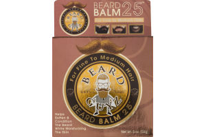 Beard Guyz Beard Balm 25 Fine To Medium Hair