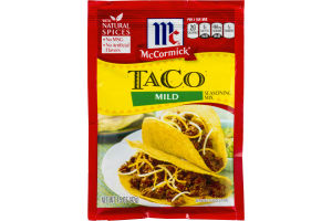 McCormick Taco Mild Seasoning Mix