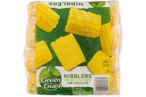 Green Giant Nibblers Mini-Ears Of Corn-On-The-Cob - 12 CT