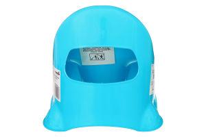 Нічний горщик з музикою блакитний №1904.625 Каченя Keeeper 1шт