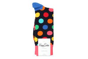 Шкарпетки чол,Happy Socks BDO01-6001 41-46 різнок