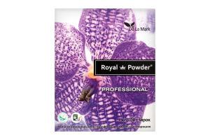 Порошок пральний концентрований безфосфатний Professional Royal Powder 1кг