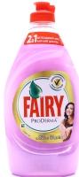 FAIRY Pro Derma засіб д/посуду Шовк+Орхідея 450мл