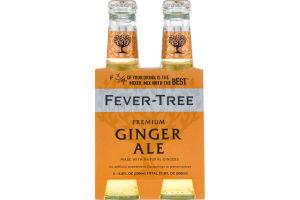 Fever-Tree Premium Ginger Ale - 4 CT