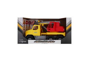 Игрушка для детей №39366 Кран City Truck Tigres 1шт