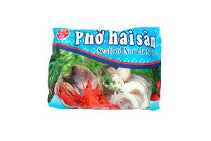 Локшина рисова зі смаком морепродуктів швидкого приготування Bich Chi м/у 60г