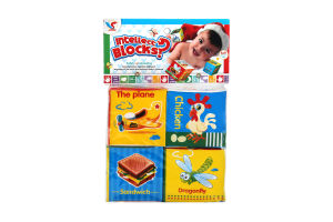 Набор игровой Qunxing Кубики B001